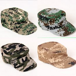 54d9457a84b Outdoor Sport Snapback Caps Camouflage Hat Simplicity Tactical Military  Army Camo Hunting Cap Hat for Men Adult Cap S