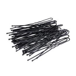 Discount grip pins - 300Pcs set U Shape Bobby Pins Black Hair Clips Women Hairpins No Slip Grip Thin Bobby Pins Hold Back Bangs Reusable Hair