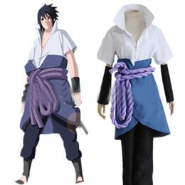 $enCountryForm.capitalKeyWord UK - Uchiha Sasuke cosplay costumes Third generation Naruto Shippuden clothing Japanese anime Naruto clothing Halloween Costume Masked costumes