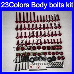Nut bolt kits online shopping - Fairing bolts full screw kit For SUZUKI TL1000R TL1000 R Body Nuts screws nut bolt kit Colors