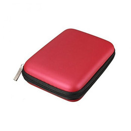 Case for external hard drive online shopping - New Hot Hand Carry Case Cover Pouch for inch Power Bank USB External HDD Hard Disk Drive Protect Protector Bag Sale QJY99