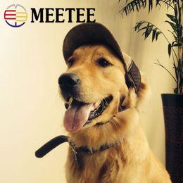 $enCountryForm.capitalKeyWord Australia - MEETEE NEW Sun protection G word dog hat tourism sun hats go out shade net breathable pet baseball cap DC-409