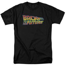 $enCountryForm.capitalKeyWord UK - Back To The Future Logo T-shirts for Men Women or Kids Tee Shirt Hipster Harajuku Brand Clothing T-Shirt
