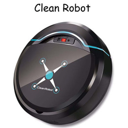 Smart Hair Australia - Rechargeable Auto Cleaning Robot Smart Sweeping Robot Floor Dirt Dust Hair Automatic Cleaner For Home Electric Vacuum Cleaners