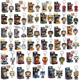 Chinese  Funko Pop Movies Superhero Superman of Anime Movie Collection Action Figure Model PVC Keychain Novelty Items AAA362 60pcs manufacturers