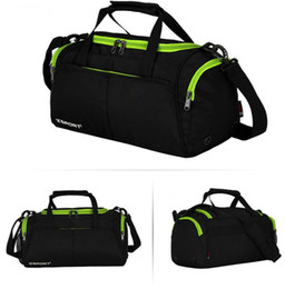 Volleyball Gear NZ - New outdoor sports large capacity waterproof travel bag Fitness football training bag handbag outdoor gear bag free shopping