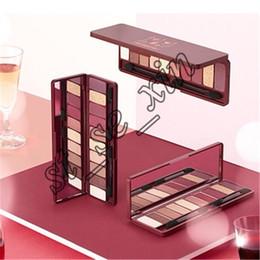 2018 nova marca de luxo coreano cosméticos JOGO COLORIR EYES 10 cor sombra de olho placa frete grátis