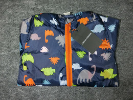 $enCountryForm.capitalKeyWord Canada - 80-120cm Cute Dinosaur Spring Children Coat Autumn Kids Jacket Boys Outerwear Coats Active Boy Windbreaker Baby Clothes Clothing