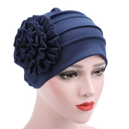 $enCountryForm.capitalKeyWord Australia - Hot Sale 2018 Beanie Women Muslim Stretch Turban Hat Chemo Cap Hair Loss Head Scarf Wrap Hijib Cap Touca Feminina #5