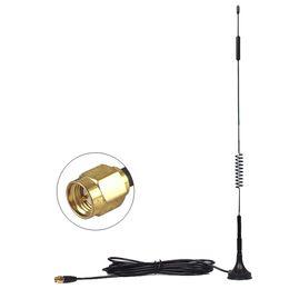 modem external antenna 2019 - External Antenna 12dBi with SMA Connector for 4G Router Modem Antenna GR174 3 Meter Cable