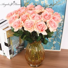 discount rose table decorations red rose table decorations 2018 on rh dhgate com