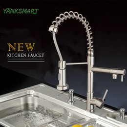 single handle pull down kitchen faucet nz buy new single handle rh nz dhgate com