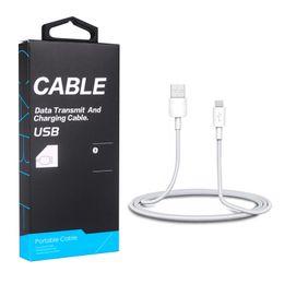 Опт 50 шт. Оптовая USB кабель для передачи данных зарядное устройство провод шнур Micro USB кабель Type-c для Samsung Xiaomi HTC Huawei быстрая зарядка кабель