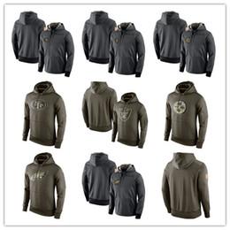 ec34e6b9e 8 Fotos Adler hoodies online-Oakland Raiders Philadelphia Eagles - Olive  Pittsburgh Steelers - Gruß an Service