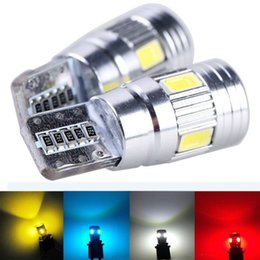 Discount 12v exterior lighting - Super bright energy-saving led width lamp lens exterior lamp t10 modified daytime driving small lamp high power 12V car