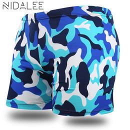c8b3291adc4dd Swimwear for Men 2018 Swimsuit Sexy Boy Beach Swimming Pool Bathing Suit  Boxer Shorts Mens Swim Trunks Sunga Surfing Plus Size