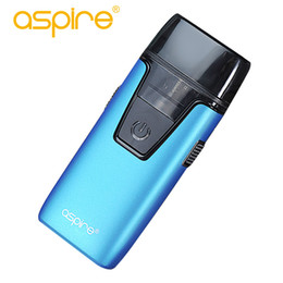 aspire kit NZ - Aspire New Nautilus AIO Kit with 4.5 or 2ml pod rated at 1.8 ohms Nautilus BVC coils vape
