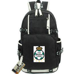 $enCountryForm.capitalKeyWord Canada - Santos Laguna daypack FC backpack 1983 football club knapsack Soccer schoolbag Computer rucksack Sport school bag Outdoor day pack