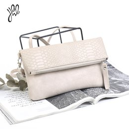 217bfcfd1 Women Bag Brand 2017 New Arrival Fashion Bags PU Leather Day Clutches Fold  Over Shoulder Bag Alligator Anti-theft 510048