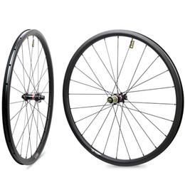 $enCountryForm.capitalKeyWord NZ - Gravel Bike Cyclocross Carbon Wheelset Wheel With Pillar 1423 Spoke Novatec D411 D412 Hub Center Lock Or 6 Bolt