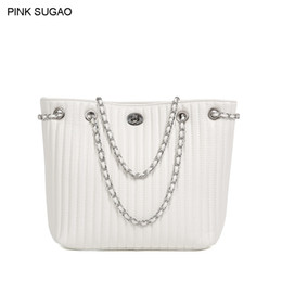 8708a67a51d9 CroChet string bag online shopping - Pink Sugao designer handbags shoulder  chain bag women purses and