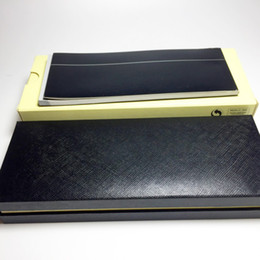 China Marker M Brand pen Gift Box with The papers Manual book , MB Pen case suppliers