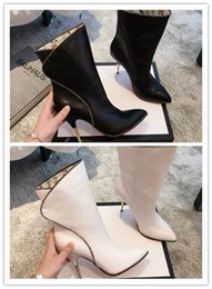 34166886e480 Discount sneaker pumps heels - Womens high heels fashion ankle Boots famous  luxury brand casual shoes