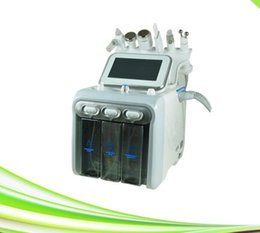 spa microdermabrasion machines Australia - 6 in 1 spa newest oxygen jet skin cleaning microdermabrasion diamond machine skin rejuvenation microdermabrasion