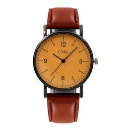 $enCountryForm.capitalKeyWord NZ - Women Clock Ladies Fashion reloj mujer Simple Glass Marble Mirror Watches Women Thin Leather Analog Classic Casual montre femme