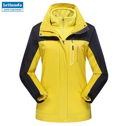 6f08fcfa77b Women ski jacket Mountain Thicken Plus Size Fleece Ski-wear Waterproof  Hiking Outdoor Snowboard Jacket Windproof Snow Coat