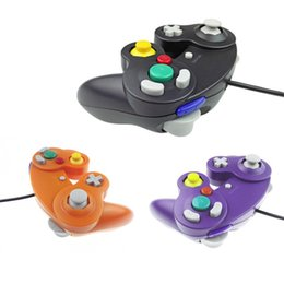 Discount usb game controller for pc gamepad - Wholesale Wired USB Game Controller Joystick For PC Gamepad Not Compatible For NGC PC ONLY With Free Shipping