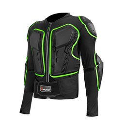 $enCountryForm.capitalKeyWord UK - Motorcycle Armor Motocross Off-Road Racing Biker Elasticity Clothing Protective Gear Breathable Reflective Jackets Body Armor
