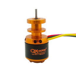 Rc jet aiRplane online shopping - QX MOTOR QF2611 kv S Brushless Motor For RC Airplane mm Ducted Fan Jet EDF DIY Drone Parts