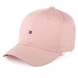 Hip Hop girls baseball caps online shopping - Fashion Snapback Caps Colors Strapback Baseball Cap Boys Girls Hip Hop Polo Hats For Men Women Fitted Hat Cheap Sports Cap