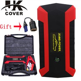 $enCountryForm.capitalKeyWord Australia - JKCOVER 68000mWh 800A Car Jump Starter for Petrol Car Battery Charger Emergency 60C Discharge Auto Starting High Power Pack Bank