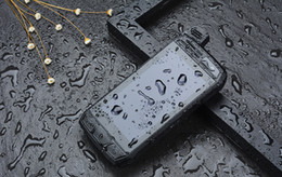 5.5 inch screen smartphone greece online shopping - F36 Mobile Phone Android inch Rugged Smartphone GB RAM GB ROM MP IP68 Waterproof mAh OTG NFC Mobile Phone New Original