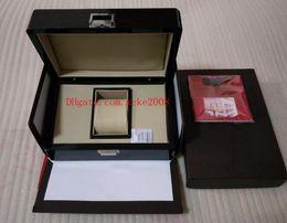 $enCountryForm.capitalKeyWord Australia - Luxury Watch Original Black Box Papers Wood Handbag For Wooden Nautilus 5980 1A-019 Boxes Booklet Card Gift For Men Women Watches box