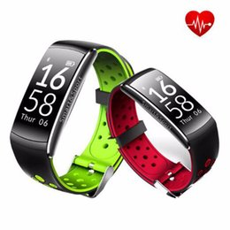 $enCountryForm.capitalKeyWord Australia - Q8 Smartband IP68 Waterproof Heart Rate Monitor Smart Bracelet for Ios Android Phone smart watch watches bluetooth smartwatch Wristwatch