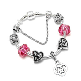 Humor Spinner Hollow Heart Charms Beads Fit Pandora Charm Bracelet For Women Diy Original Silver Jewelry Beads Jewelry & Accessories