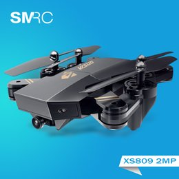$enCountryForm.capitalKeyWord Australia - XS809W hovering racing helicopter rc drones with camera hd drone profissional fpv quadcopter aircraft luminous fun toy for boys