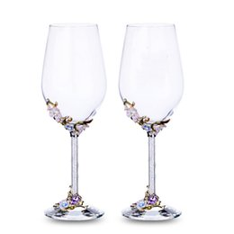China GFHGSD Champagne Glass Flutes Perfect for Wedding Gifts, Set of 2, Luxury K9 Crystal Toasting Flutes and Wine Glasses QWE1030 cheap k9 gifts suppliers