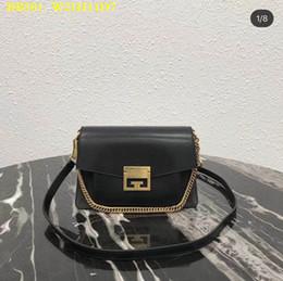 9a27a7f06 Nuevos bolsos de hombro de las mujeres Bolsillos de hardware de lujo  antirrobo duro importados de cuero real de calidad superior con cremallera  interna