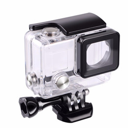 Accessories hero3 online shopping - Suptig For Gopro Waterproof Housing Case For Gopro hero Hero3 Hero Underwater Protective Box For Go pro Accessories