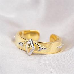 Jack Gifts Australia - Anime Cartoon Cosplay S925 Silver Handmade Cute ultraman Jack Transfiguration Bracelet Ring Christmans Gift ring