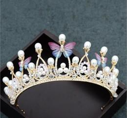 $enCountryForm.capitalKeyWord NZ - Bridal ornaments butterflies, golden crown wedding gowns, accessories, handmade crystal beads, hair ornaments.