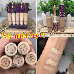 $enCountryForm.capitalKeyWord NZ - Top Quality Shape Tape Concealer Contour 5 Colors Fair Light Light Medium Medium Light Sand Concealer Face Liquid Foundation Free Shipping