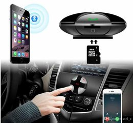 Car Stereo Output Australia - FM29B Bluetooth V3.0 Hands free Bluetooth stereo music play USB output max 5V 2A car charger for iphone samsung