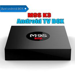 $enCountryForm.capitalKeyWord NZ - Android 6.0 TV Box Rockchip 3229 Smart Boxes 4K Quad core 17.3 version support 3D Free wifi Online Mini PC M9S K3 V6