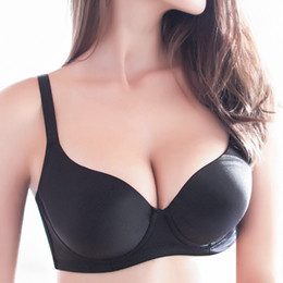 f4988ff2be234 Plus Size Women Bras Push up Bra Sexy Lingerie Underwire Large Size  Underwear Support Bralette 38-46 A B C D CUP