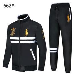 Body Tutu Australia - polo Men s Sports Suit Spring and Autumn New Leisure Men s Decoration Body 3 Colour Size M-2XLcm 662-1 Sports Suit